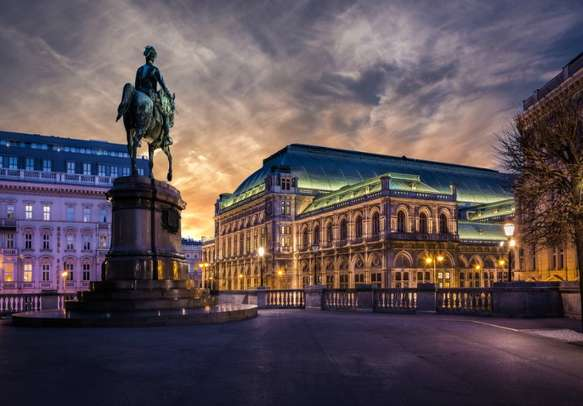 Watch a riveting performance at the Vienna State Opera.