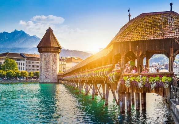Enjoy exploring Lucerne today