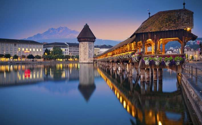 Incredible Italy, Switzerland & Paris Family Package