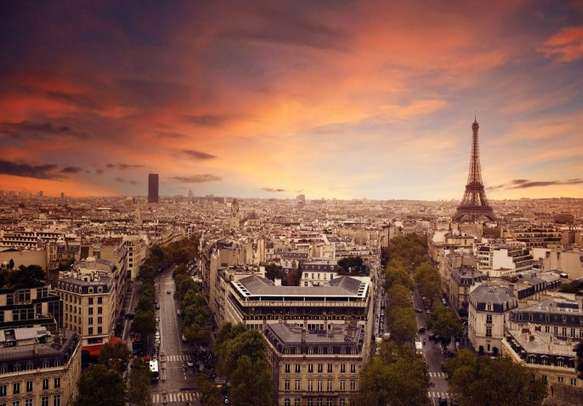 One of the most beautiful cities of Europe, Paris