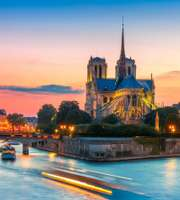 Surreal Paris Honeymoon Package