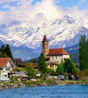 Blissful Italy & Switzerland Honeymoon Package