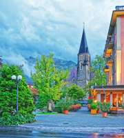 Spectacular Switzerland Tour Package From Chennai