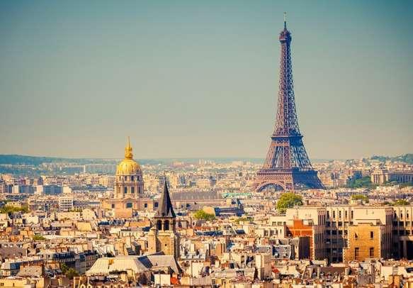 Enjoy your time at Paris