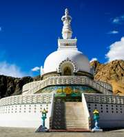 Incredible Ladakh Honeymoon Tour Package