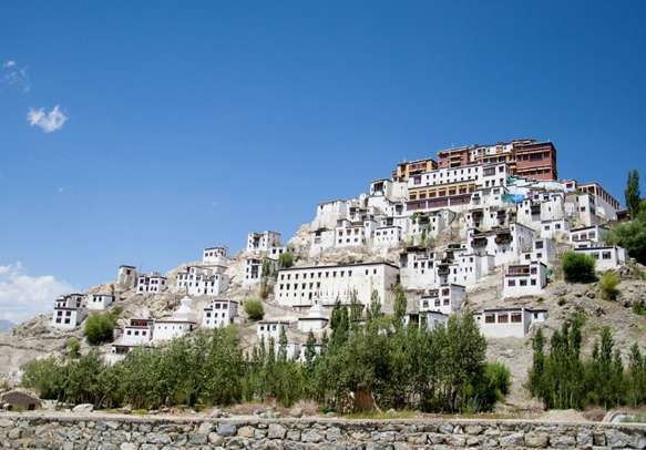 Seek blessings at Thiksey Monastery for your marital life