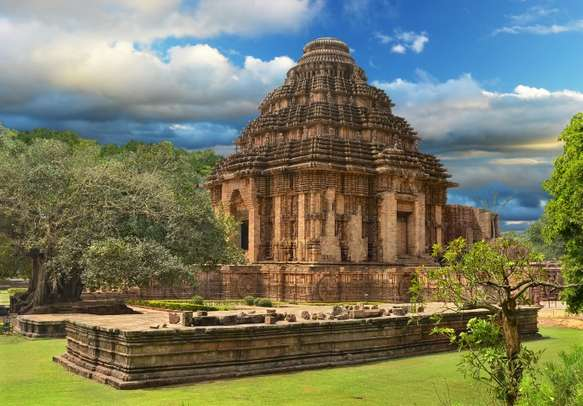 Seek blessings of Sun God at this ancient temple