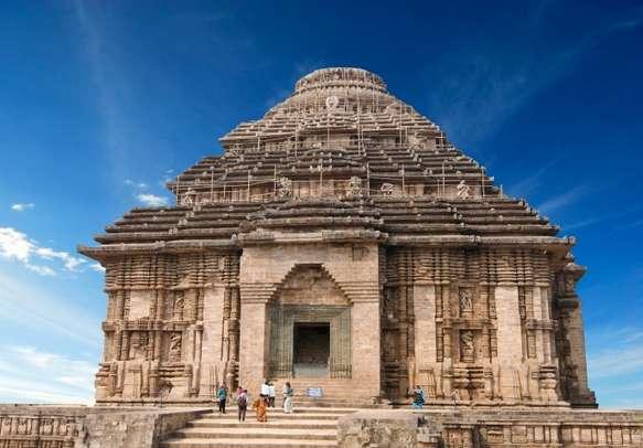 Explore the Sun Temple of Konark
