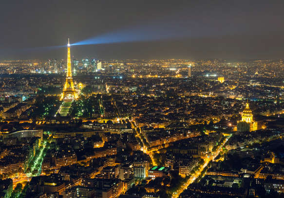 Take a tour of the Montparnasse Tower in Paris.