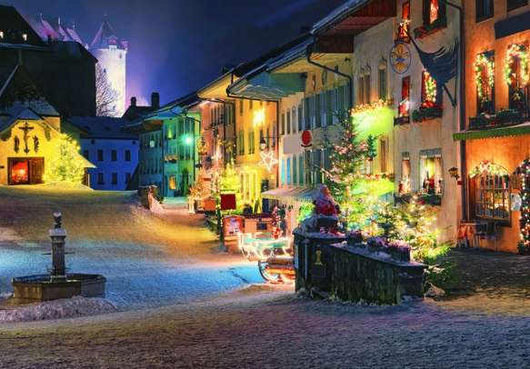 Enjoy a magical visit to Switzerland on this holiday tour itinerary.