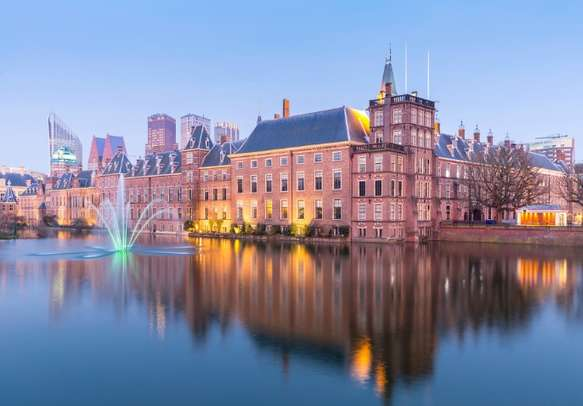 Binnenhof palace is the perfect place for exploring