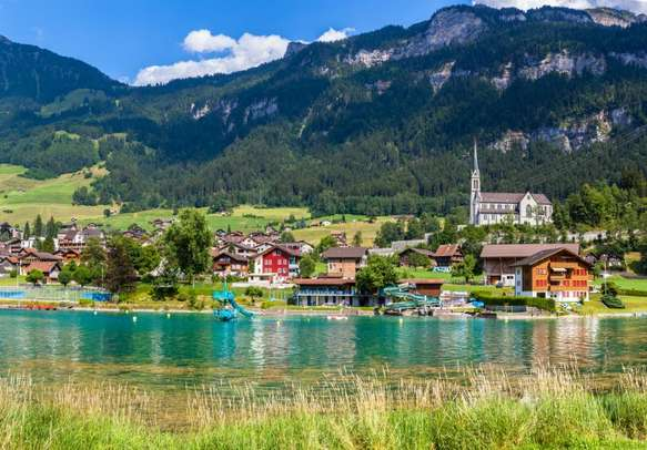 Lungern welcomes you