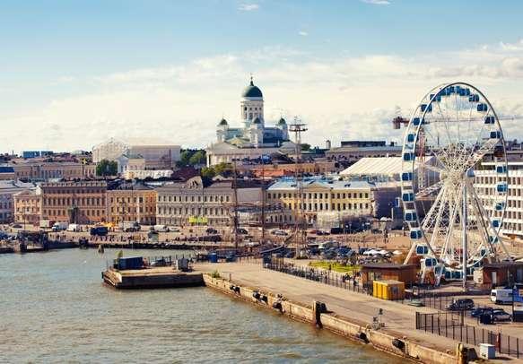 Visit the Port in Helsinki