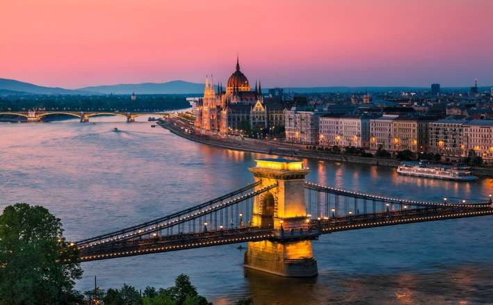 Lovely Budapest Tour Package From Mumbai