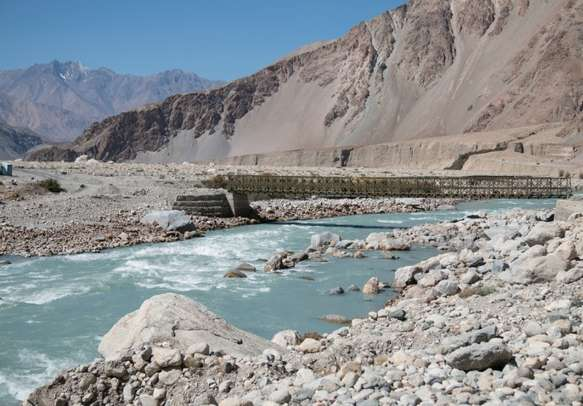 A road journey in Ladakh is an attraction in itself