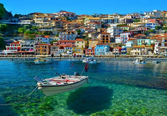 Relax yourself on this trip to Greece