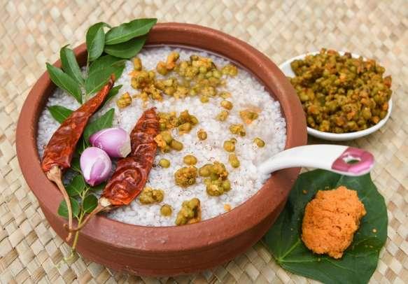 Scrumptious traditional rice porridge