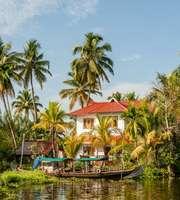 Exotic Munnar Thekkady Alleppey Honeymoon Package