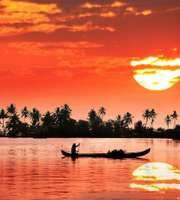 Amazing Kochi Kumarakom Kovalam India Honeymoon Package