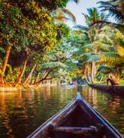 Alleppey Romantic Getaway Tour Package