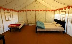 Desert Adventure Camp and Safari