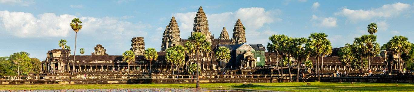 Angkor Wat, the gem of Cambodia