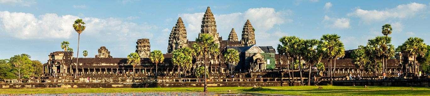 Angkor Wat, the gem of Cambodia