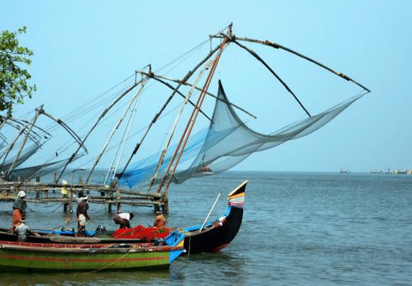 Enjoy the beautiful city of Kochi