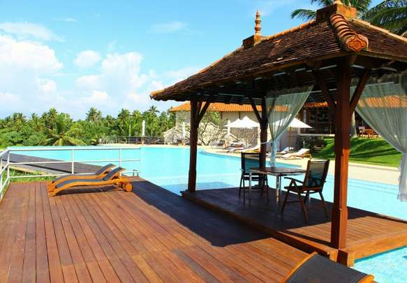 Sri Lanka is great for a relaxing trip