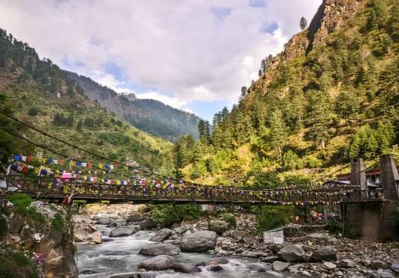Spend some tranquil and serene time in Parvati Valley