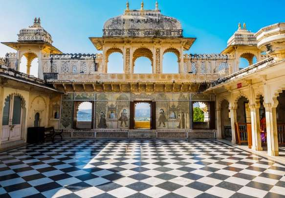The magical Udaipur at its best