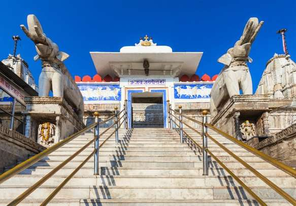 The famous Jagdish Temple