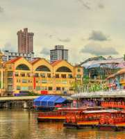 Exotic Singapore Honeymoon Package with Sentosa Island