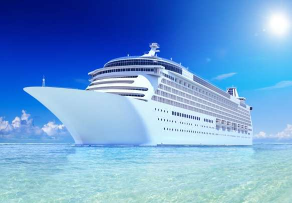 Enjoy a 2 day cruise with your loved one.