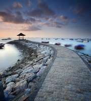 Romance in the Blues: Bali Honeymoon Package