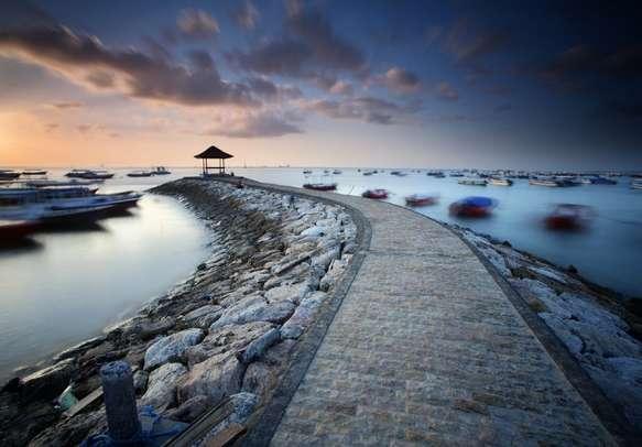 Sunrise at Tanjung Benoa Nusa Dua