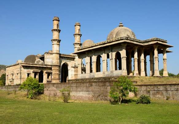 Explore historical sites on your holiday in Gujarat.