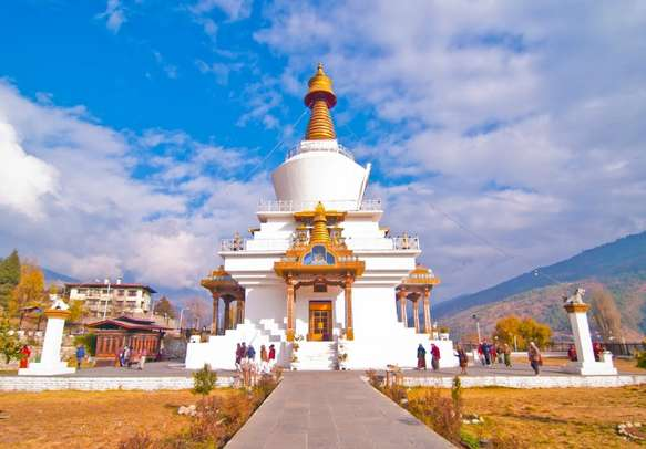 Make the most of your visit to National Memorial Chorten