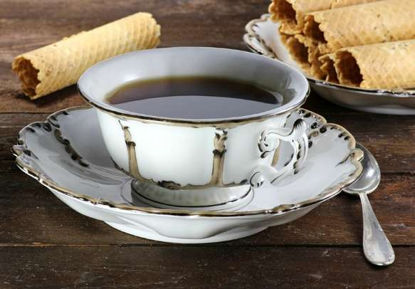 Sip on a refreshing cup of Assam tea