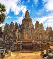 Magnificent Siem Reap - Angkor Wat Cambodia Tour Package