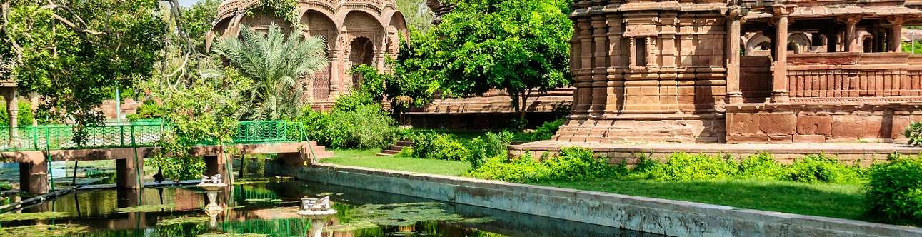 Visit this sprawling garden complex to witness its charming collection of temples and memorials