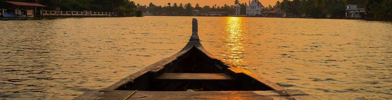 Boating is one of the fun activities to enjoy in Kovalam