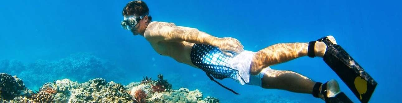 Go snorkeling on the beaches of Kochi and have an adventure-laden ride.