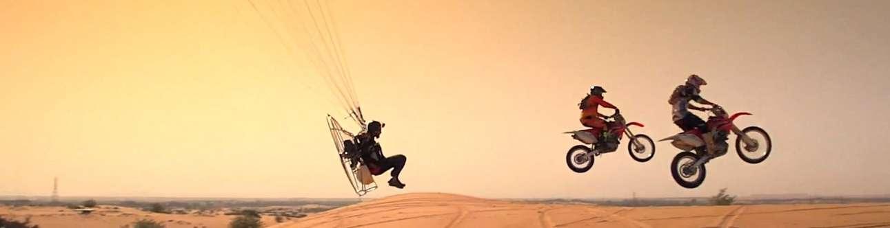 Adventurous activity to indulge in Jaisalmer
