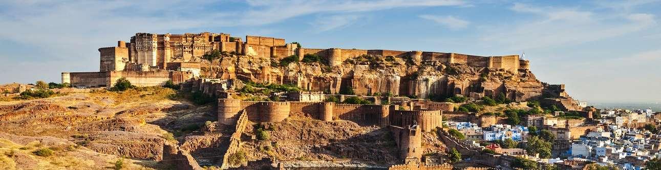 Majestic Jodhpur Fort