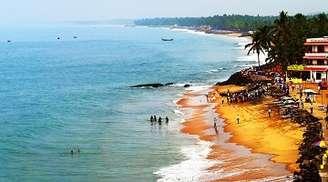 Visit The Samudra Beach In kovalam