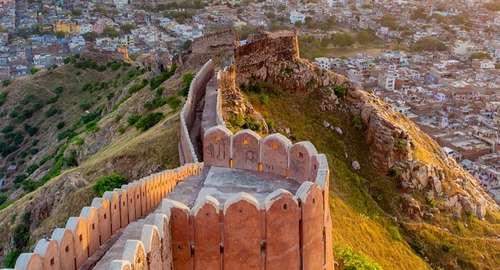 The captivating grandeur of Rajasthan