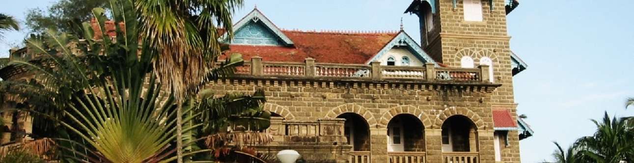 Admire the architectural marvel of Halcyon Castle in Kovalam