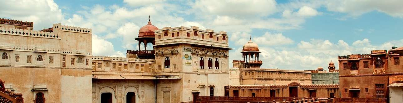 Explore the many forts and palaces of Bikaner in Rajasthan