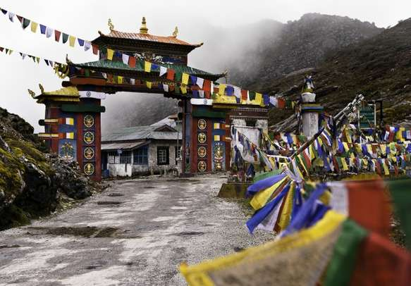 The gateway to Tawang - Scenic Sela Point.